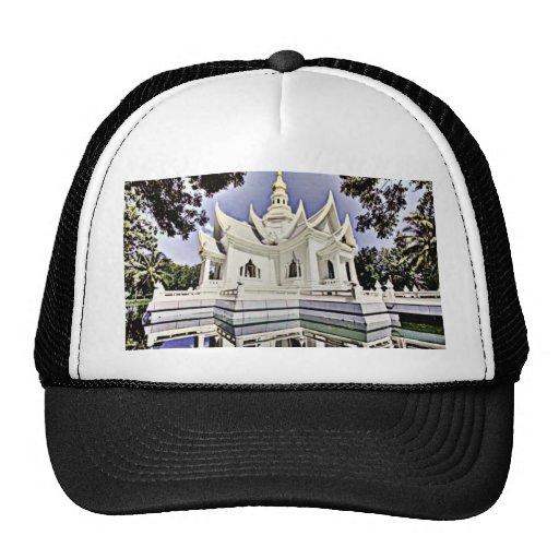 Meditation Hall Hats