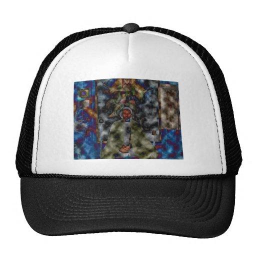 Meditation Mesh Hats