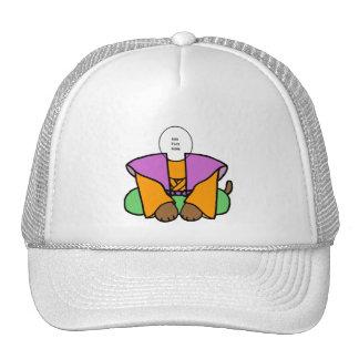 """Meditation"" Mesh Hat"
