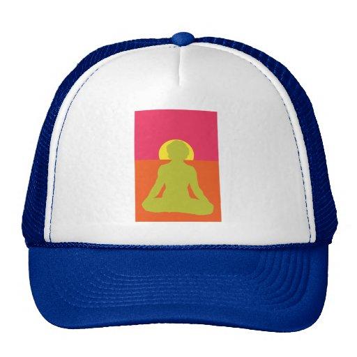 Meditation Trucker Hats