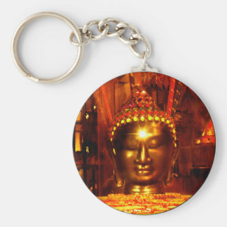 Meditation key chain