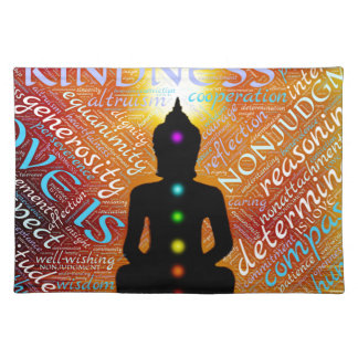 Meditation Placemat