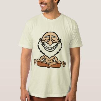 meditation, shirt, tshirt, old, fun tee shirt