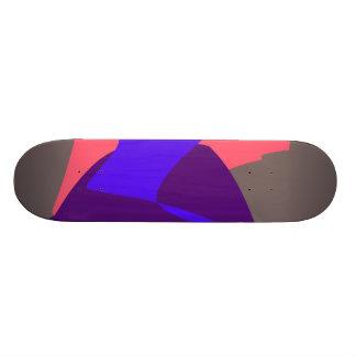 Meditation Skate Board Deck