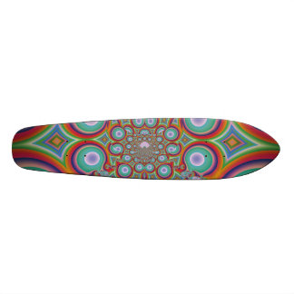 Meditation Skate Deck