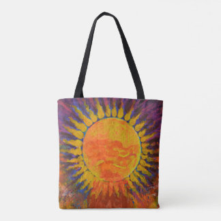 Meditation. Tote Bag