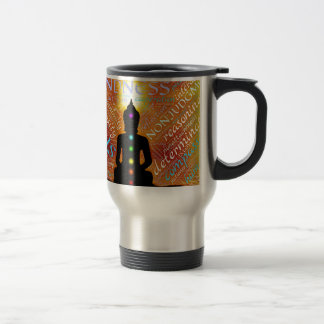 Meditation Travel Mug