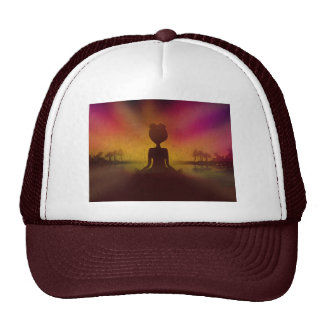 Meditation Yoga Cap