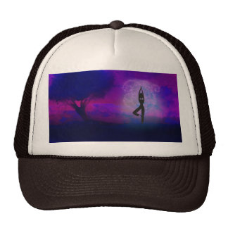 Meditation Yoga Cap