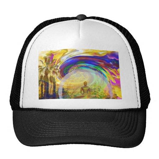 Meditations & Colors_ Mesh Hat