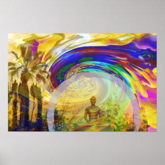 Meditations & Colors_ Poster