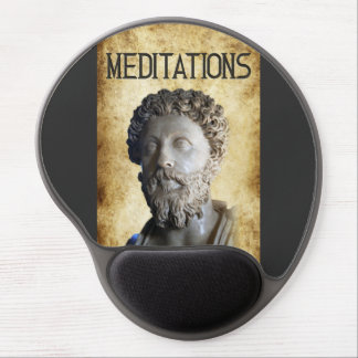 Meditations Gel Mouse Pad