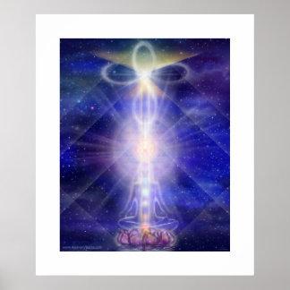 Meditator Poster