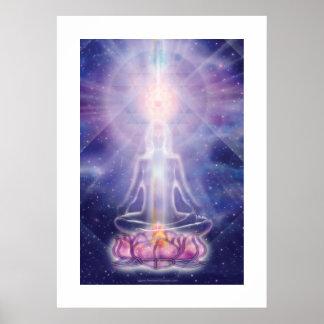Meditator Print