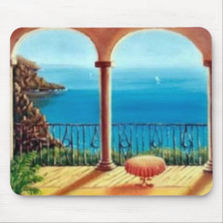 Mediterranean Collection Mouse Mat 1