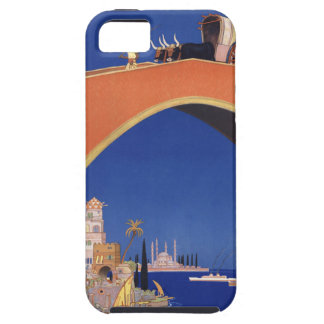 Mediterranean Cruises Ship Line Vintage Travel iPhone 5 Cases