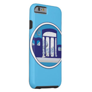 MEDITERRANEAN DREAM LOGO Case-Mate Tough iPhone 6/ Tough iPhone 6 Case