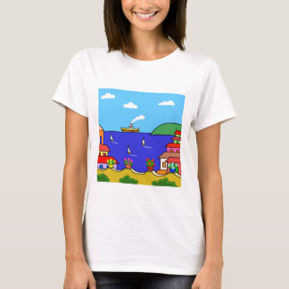Mediterranean Holiday T-Shirt
