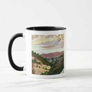 'Mediterranean Landscape' by Prosper Merimee Mug