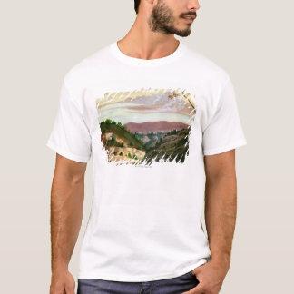 'Mediterranean Landscape' by Prosper Merimee T-Shirt
