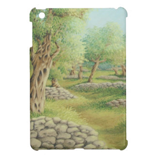 Mediterranean Olive Grove, Spain iPad Mini Case