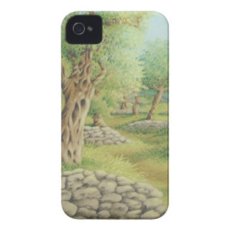 Mediterranean Olive Grove, Spain iPhone 4 Case
