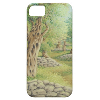 Mediterranean Olive Grove, Spain iPhone case