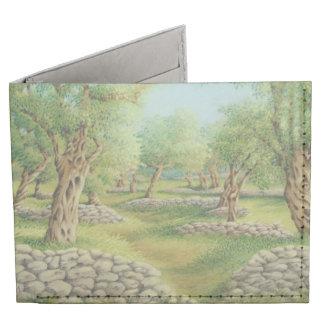 Mediterranean Olive Grove, Spain Wallet