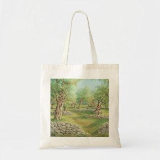 Mediterranean Olive Grove, Spain Wallet Tote Bag