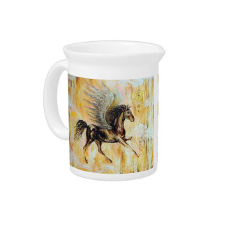 Mediterranean Pegasus Pitcher