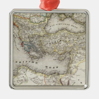 Mediterranean Region Christmas Ornament