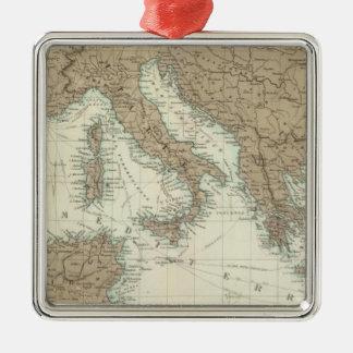 Mediterranean Region, Turkey, Greece Christmas Ornament