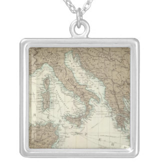 Mediterranean Region, Turkey, Greece Silver Plated Necklace
