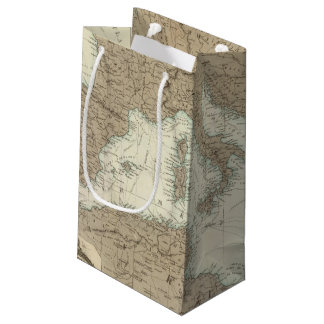 Mediterranean Region, Turkey, Greece Small Gift Bag