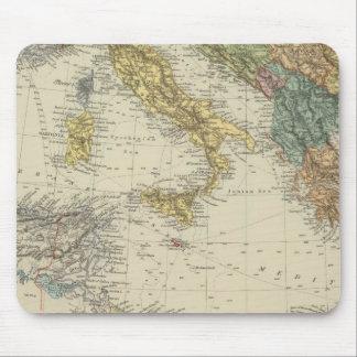 Mediterranean Sea 3 Mouse Pad