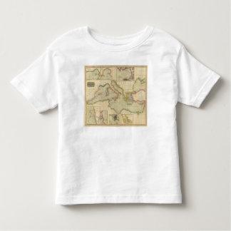 Mediterranean Sea 6 Toddler T-Shirt