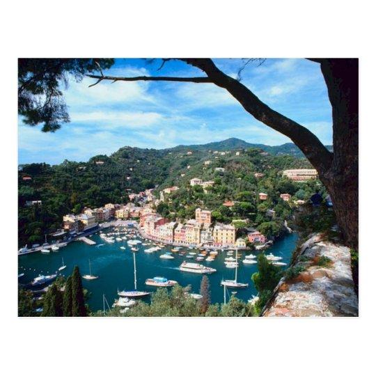 Mediterranean Sea Coast Italy Photograph Postcard