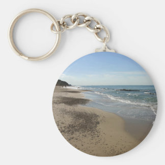 Mediterranean Sea, Israel Key Ring