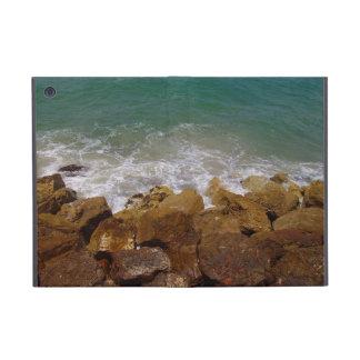 Mediterranean sea view iPad mini cover
