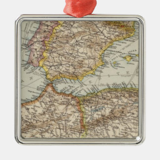 Mediterranean Sea W Christmas Ornament