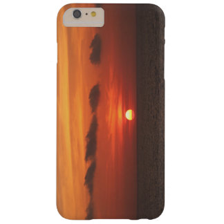 Mediterranean Sunset Barely There iPhone 6 Plus Case