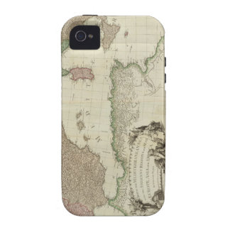 Mediterranean West iPhone 4/4S Cover