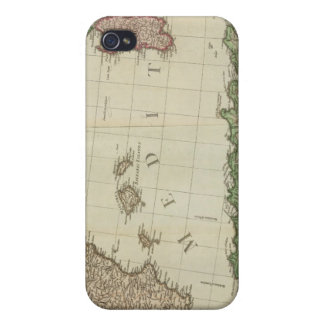 Mediterranean West Cover For iPhone 4