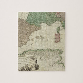 Mediterranean West Jigsaw Puzzle