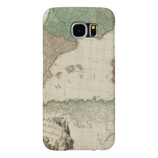 Mediterranean West Samsung Galaxy S6 Cases