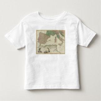 Mediterranean West Toddler T-Shirt