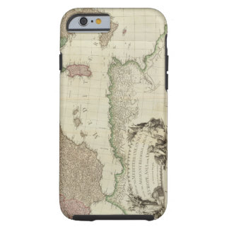 Mediterranean West Tough iPhone 6 Case