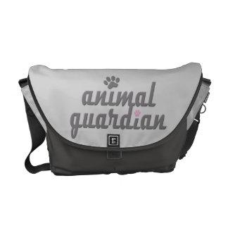 medium ANIMAL GUARDIAN Messenger Bag