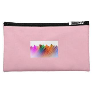 Medium Cosmetic Bag Colourful art