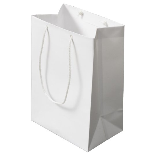 Custom Gift Bag - Medium, Matte